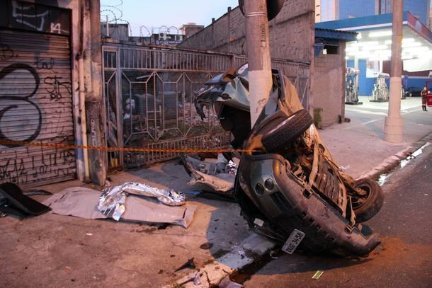 Mortes no trânsito caem 3 vezes mais na capital paulista
