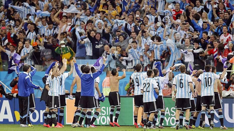 Nos pênaltis, a Argentina derrotou a Holanda e conseguiu a tão sonhada vaga para a final da Copa do Mundo.
