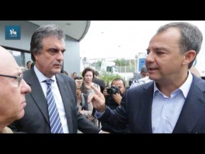 Cabral anuncia intervenção de tropas federais no Complexo da Maré