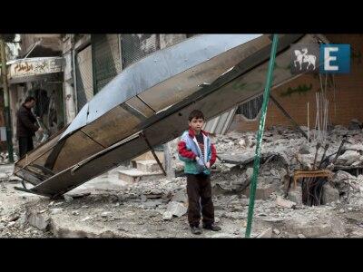 Jornalista sírio defende intervenção militar na Síria