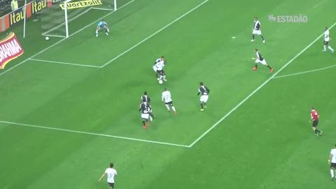 Corinthians vence a Ponte Preta por 2 a 0; veja os gols