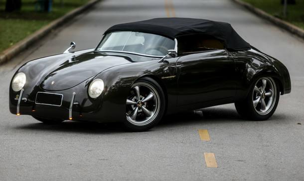 Réplicas de Porsche do leitor