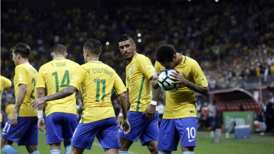 Com Brasil em segundo, ranking da Fifa define cabeças de chave da Copa
