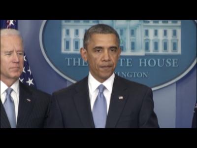 Obama diz que nova taxa de imposto dos EUA evitará que país entre em recessão