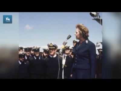 Morte de Thatcher tem ampla repercussão na Argentina