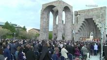 Igreja Armênia realiza canonização em massa