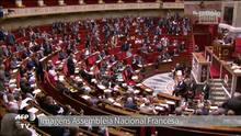 Assembleia francesa prorroga estado de emergência