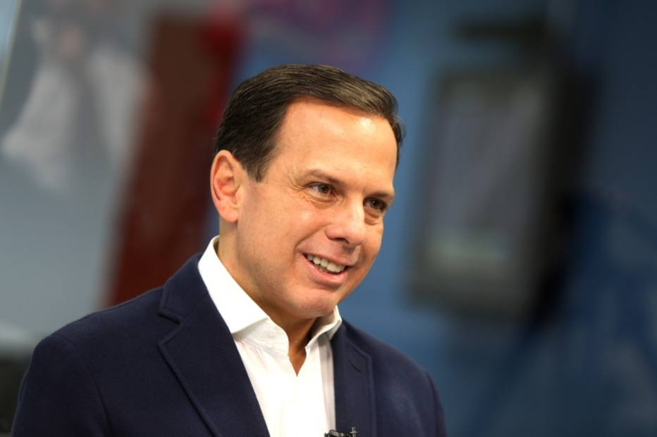 O empresário e pré-candidato do PSDB para a Prefeitura de São Paulo, João Doria Jr.