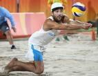 Nicolai e Lupo vão à final olímpica