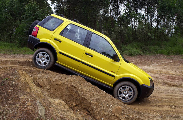 SUVs usados até R$ 30 mil