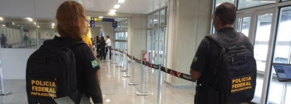 PF prende 3 pessoas por esquema de fraude na alfândega do Galeão