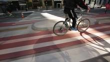 Avenida Paulista inaugura ciclovia