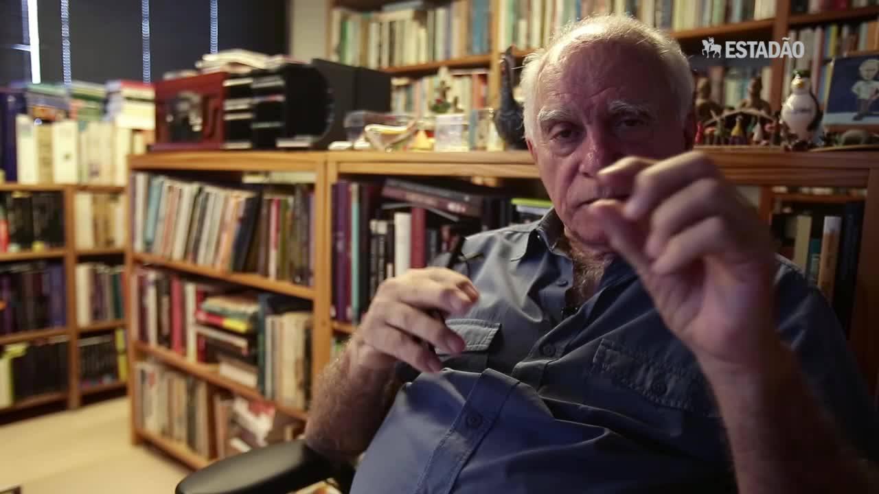 30 anos de 'Caderno 2': Ignácio de Loyola Brandão relê sua primeira crônica publicada
