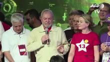 Lula reafirma inocência após pedido de prisão