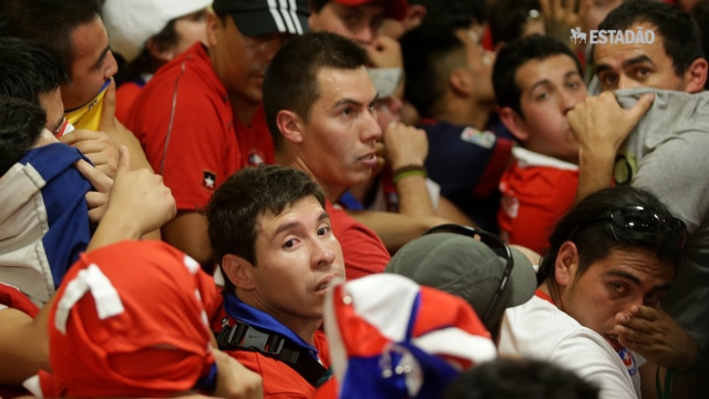 Invasão de chilenos ao Maracanã repercute na imprensa internacional