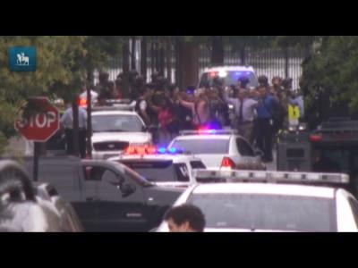 Tiroteio faz vítimas em prédio da Marinha em Washington