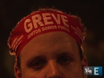 Policiais e Bombeiros entram em greve no RJ