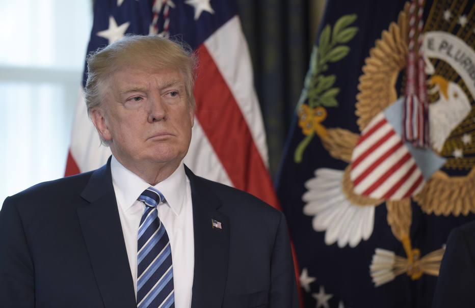 Presidente americano voltou a ameaçar Kim Jong-un com ações militares e disse que opções contra Pyongyang estão prontas para o uso