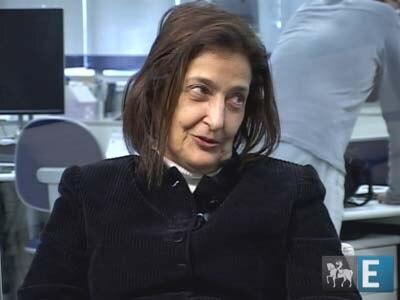 Entrevista com Eleonora Gosman, correspondente do jornal Clarín