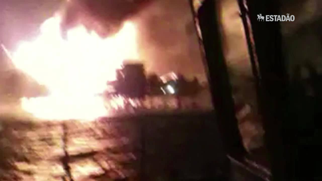 Incêndio em plataforma da Pemex deixa 4 mortos no México