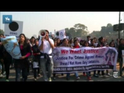A política de violência contra as mulheres na Índia