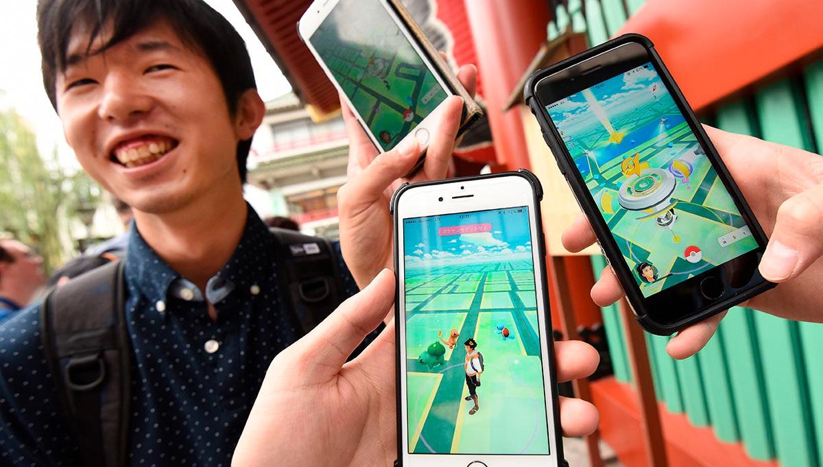 Pokémon Go chega ao Japão