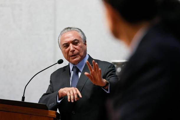 Temer em Ribeirão Preto