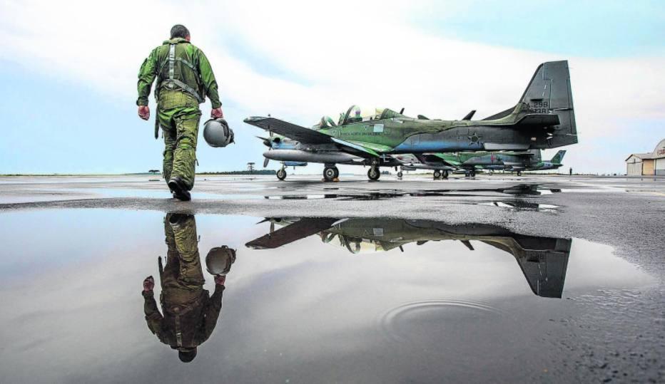 FAB realiza maior ação de defesa da fronteira aérea