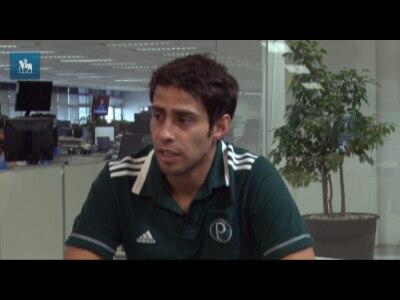 """""""Quando o Palmeiras perdia, a culpa era do Valdivia"""""""