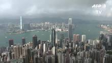 Moody's rebaixa nota de Hong Kong
