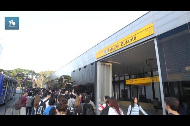 Linhas entre USP e metrô estão saturadas