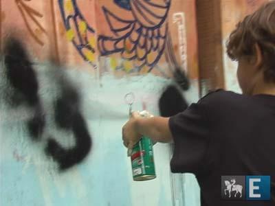 Estadinho: Arte na rua