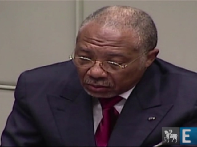 Tribunal condena ex-presidente da Libéria