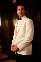 O estilo de Don Drapper (John Hamm) nos anos 60 também se destaca na série