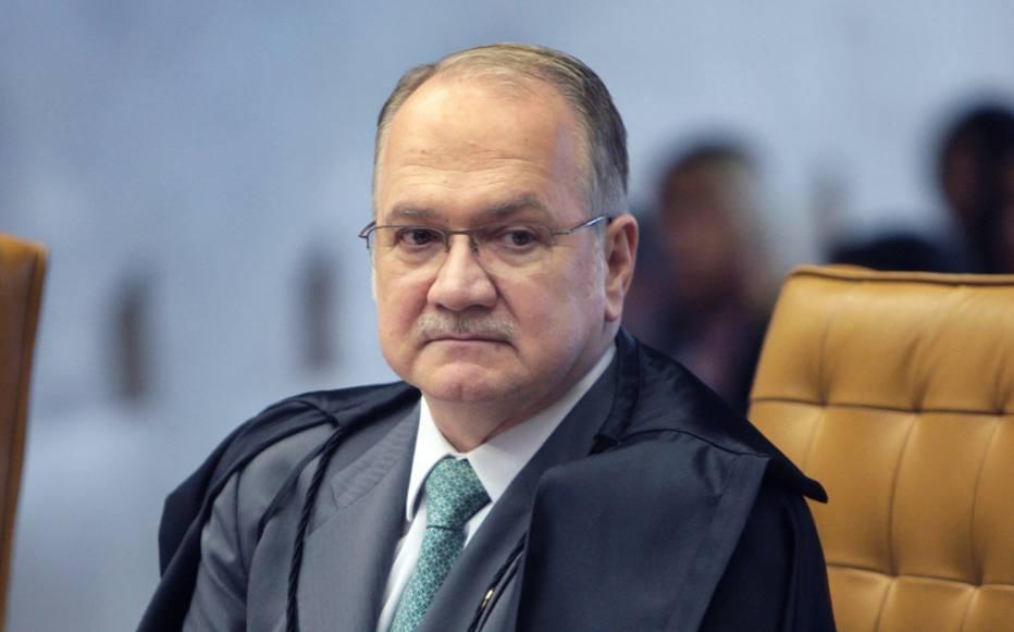 ministro Edson Fachin, do Supremo Tribunal Federal