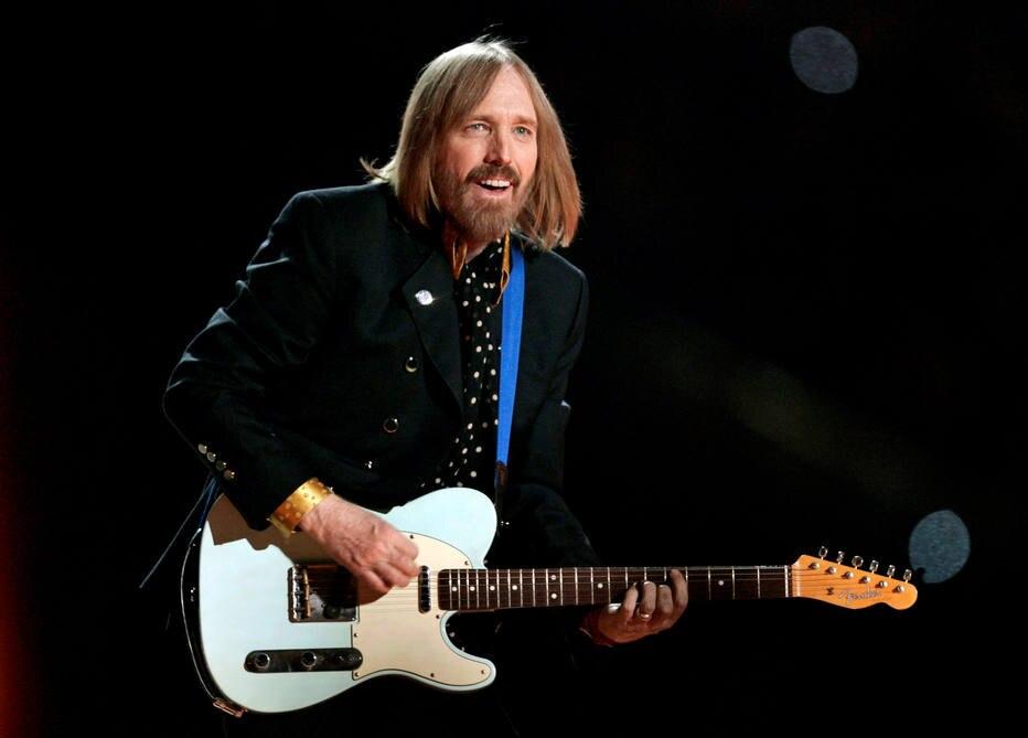 Tom Petty morreu por causa de uma overdose acidental de drogas