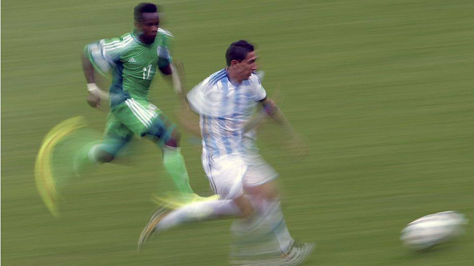 Com os resultados, a Argentina se classifica em primeiro no grupo, e Nigéria passa em segundo