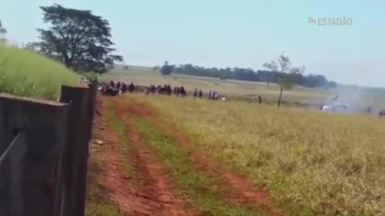 Índios são atacados no Mato Grosso do Sul