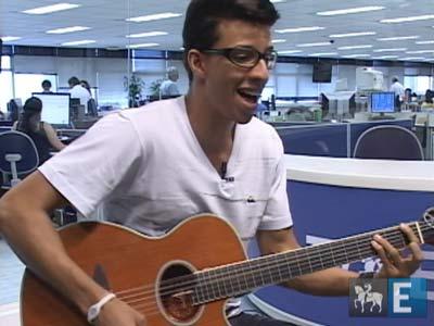 Prêmio Musique: Rafah apresenta canção vencedora