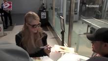 Paris Hilton está solteira de novo