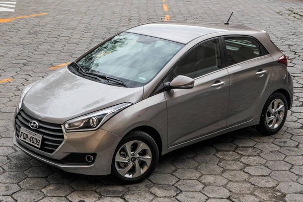 2º lugar no Brasil - Hyundai HB20