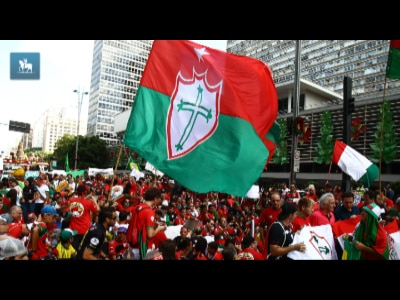 Proposta da CBF à Portuguesa é desespero ou confissão de culpa