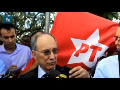"""Falcão crê em """"solidariedade"""" para pagar multas a petistas condenados"""