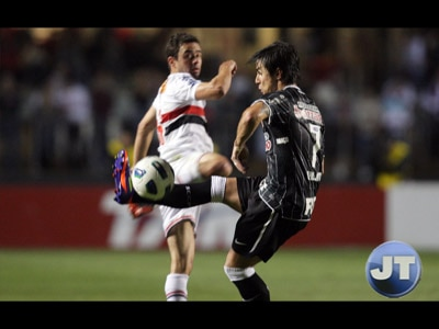 Empate entre SPFC e Corinthians é bom para o Vasco
