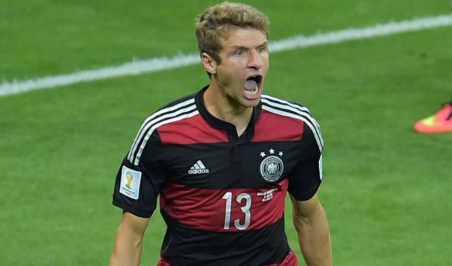 Finalista, a Alemanha encabeça a relação, com quatro jogadores indicados. Artilheiro da seleção, com cinco gols na Copa, Thomas Müller tem 24 anos e é atacante do Bayern de Munique.