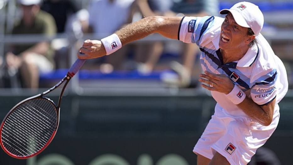Argentino Carlos Berlocq é o atual 67º no ranking de simples da ATP