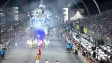Veja os melhores momentos do desfile da Acadêmicos do Tucuruvi