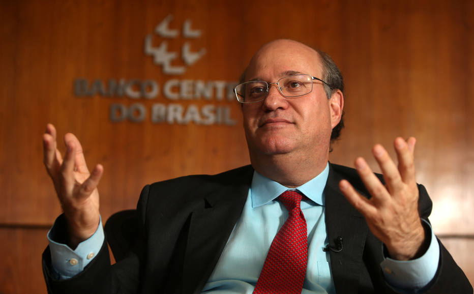 Ilan Goldfajn, presidente do Banco Central