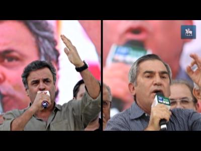 """Capa do """"Estado"""" contrapôs oposição e governo"""