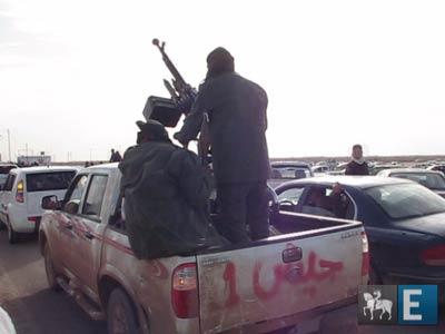 """""""Há um impasse na situação militar da Líbia"""""""